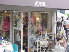 フランス雑貨 AVRIL