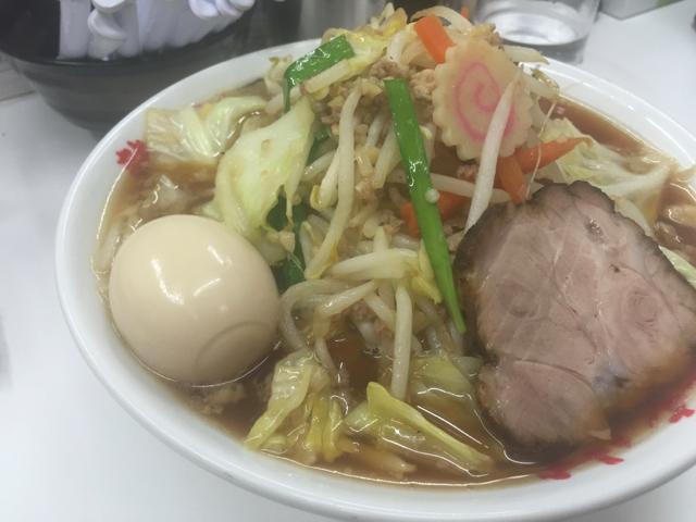 熱血スタミナタンメン五郎ちゃん(現在は味噌屋八郎商店)