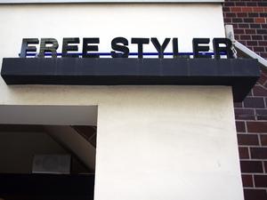 FREE STYLER