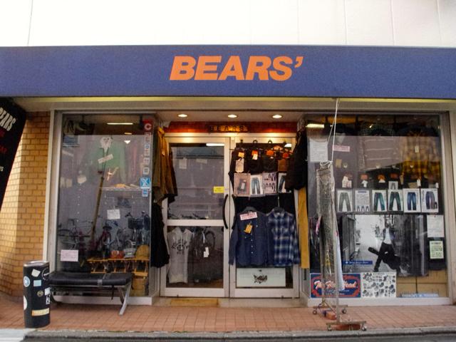 BEARS'
