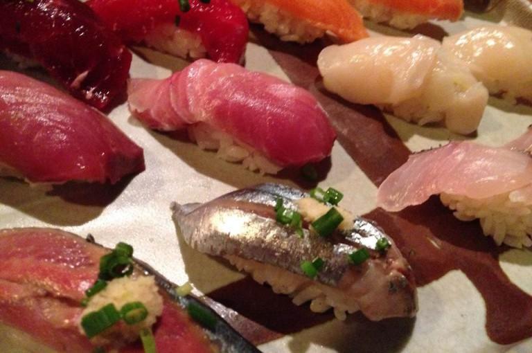 【お得】お寿司会【食べ放題】