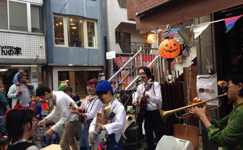 やなかまストリートマーケット☆ハロウィンスペシャル☆