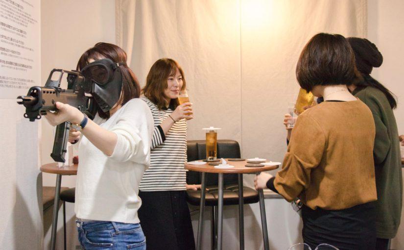 第3回 早撃ち対戦フリーマッチングイベント【射撃カフェ&バー MASHIRO】