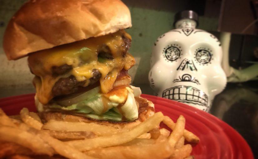 【NEW OPEN】お酒も飲めるハンバーガーショップ Nine9 Style hamburger & bar