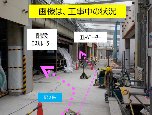 2019年3月16日に下北沢駅中央口が誕生!超わかりやすく解説!