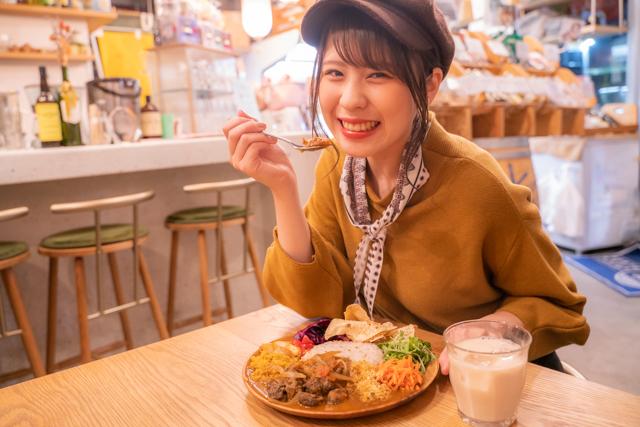 カレーって無限に食べれルゥ〜♥ミスカレー2019誕生