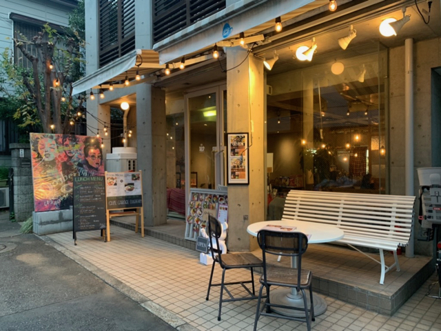 【NEW OPEN】下北沢に2号店OPEN!cafe garage Dogberry