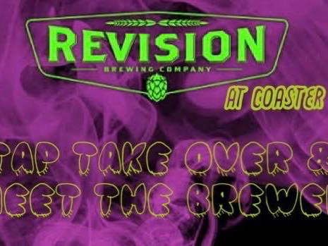 Revision Brewing Co. TTO & Meet The Brewer