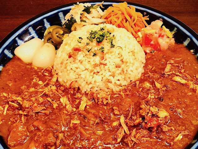 虹色curry食堂