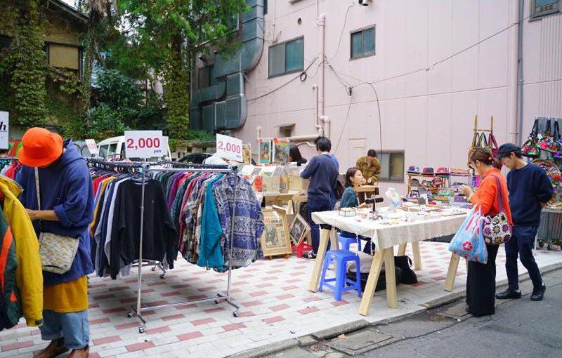 11月まで!下北沢ストリートマーケット開催中!