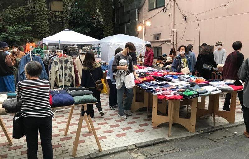 「下北沢ストリートマーケット」出店者募集中!